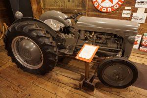 Ferguson TO20 tractor
